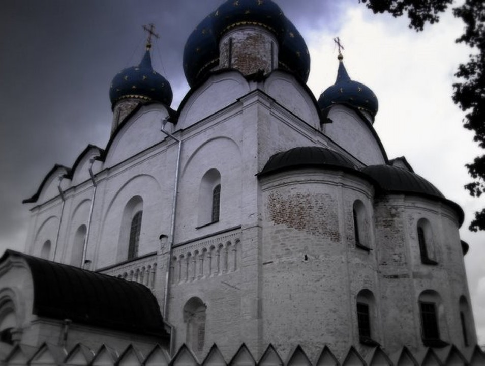 Cathedral Tula  Russia