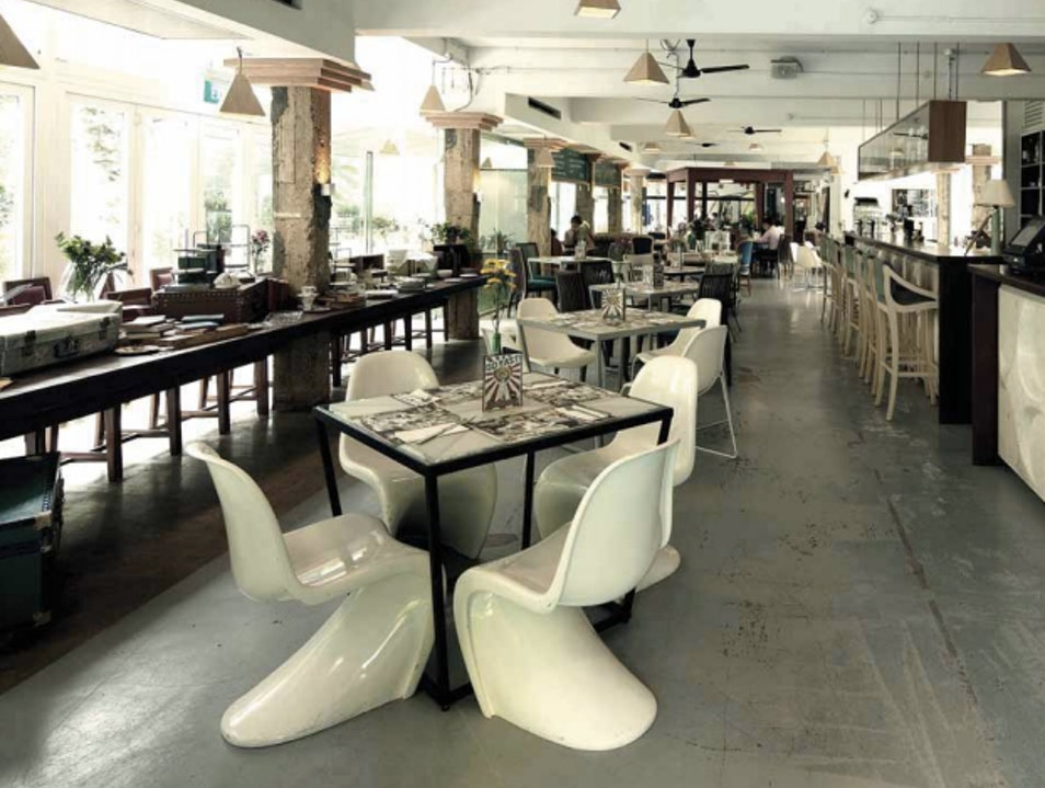 Unexpected Oasis for Brunch or Cocktails at House Singapore  Singapore
