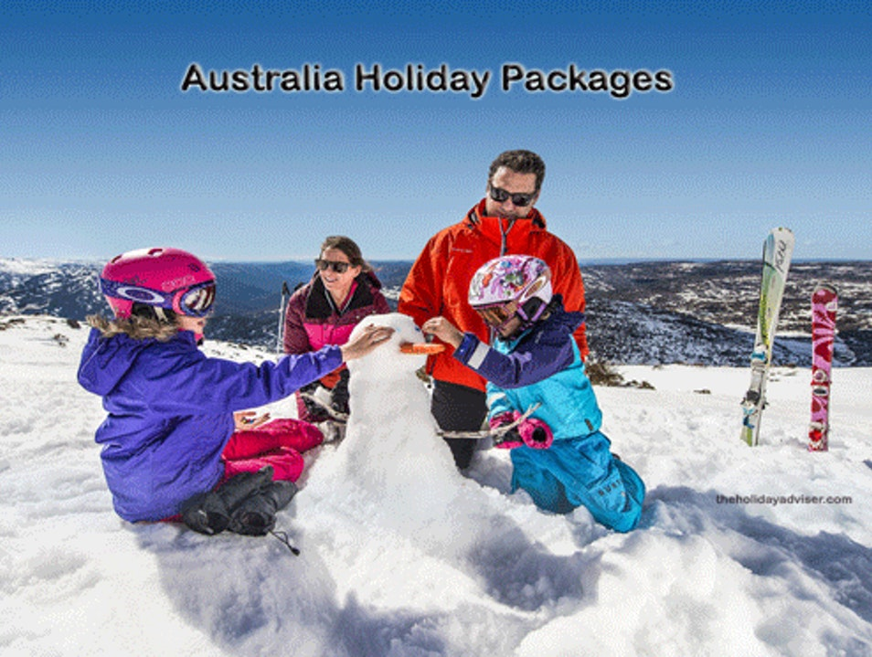 Cheapest Australia tour packages -  theholidayadviser Gurugram  India