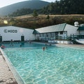 Chico Hot Springs Emigrant Montana United States