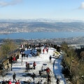 Uetliberg, Top of Zürich, Switzerland Stallikon  Switzerland