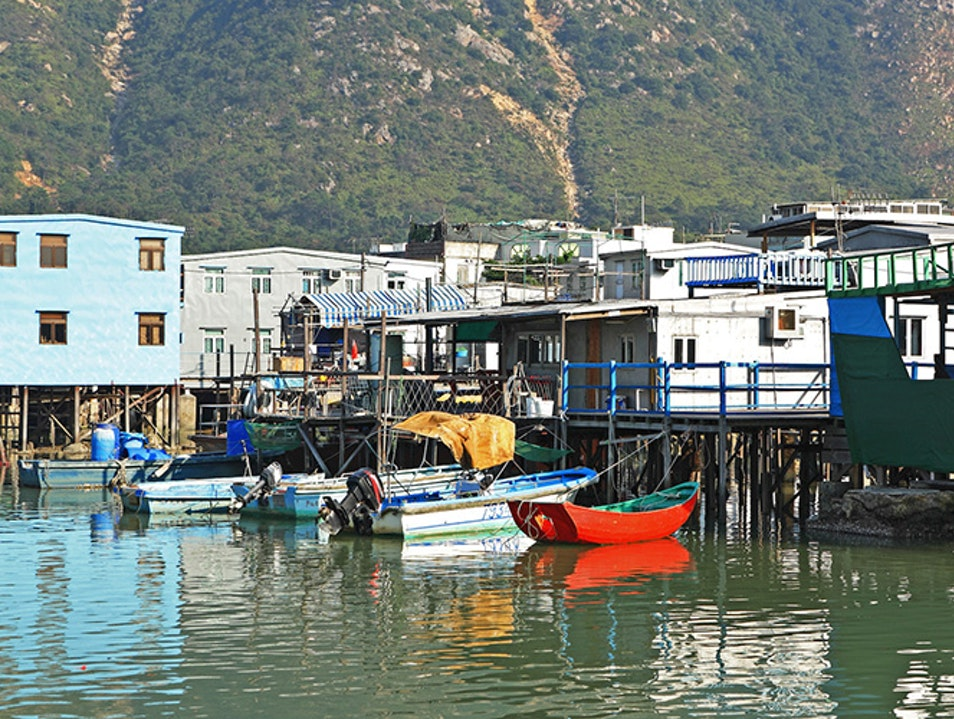 Tai O Fishing Village Takes You Back in Time Hong Kong  Hong Kong