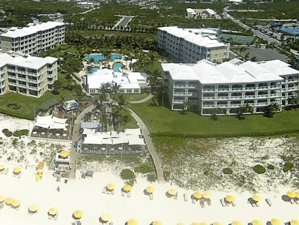 Right on Grace Bay, a Revered Favorite Providenciales And West Caicos  Turks and Caicos Islands