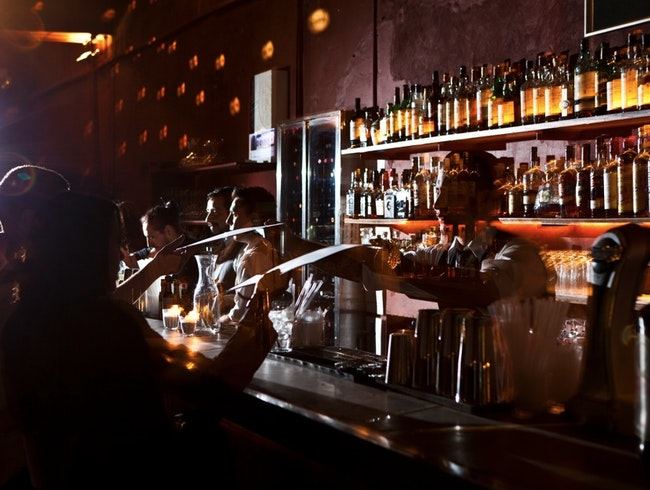 The Doors Are Open (Come In For a Drink, or Three)
