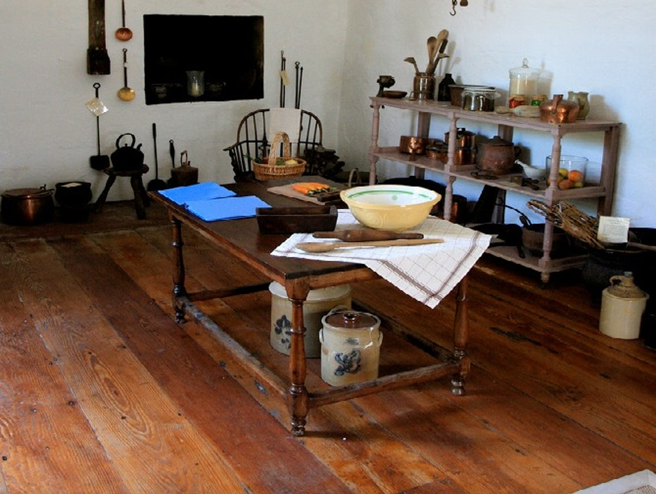Step into Bermuda's Colonial Past at the Tucker House Museum