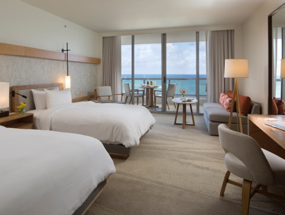 Eden Roc Miami Beach Combines Art Deco Charm with New Contemporary Suites  Miami Beach Florida United States