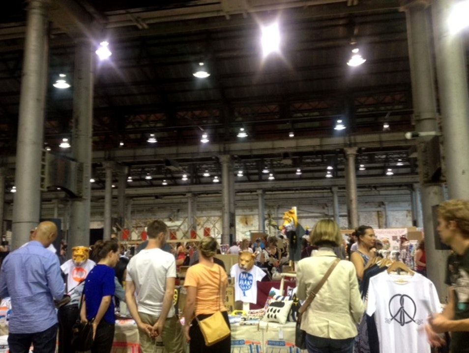 The Finders Keepers Market