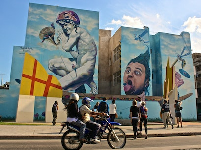 Buenos Aires Street Art Buenos Aires  Argentina
