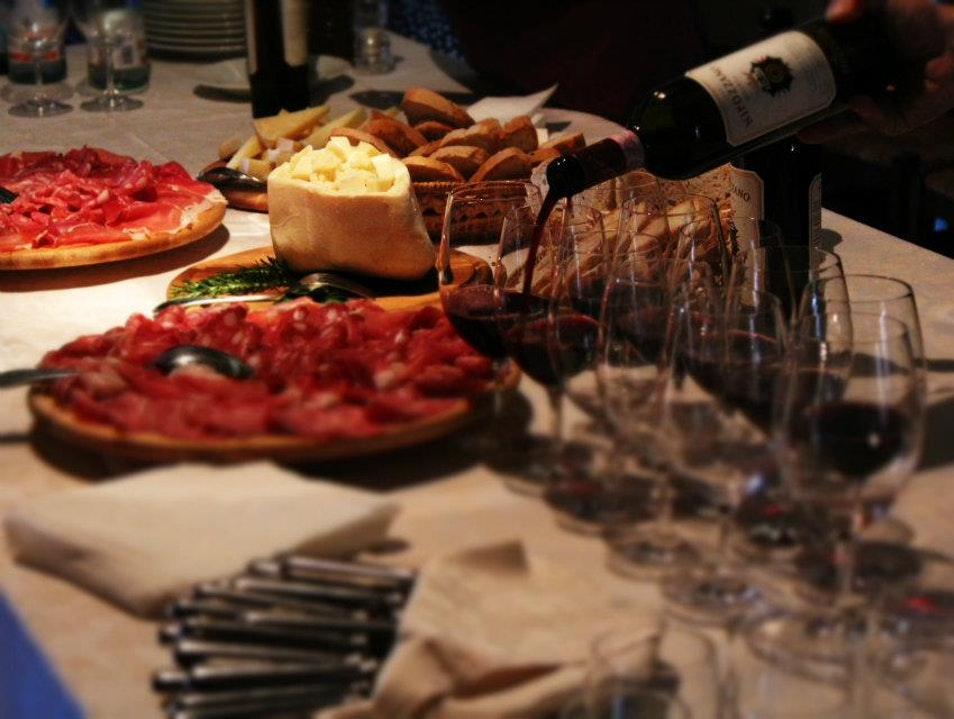 From the Vines to Your Table Castiglioni  Italy