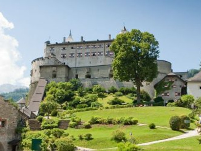 Burg Hohenwerfen: Castle of Adventure