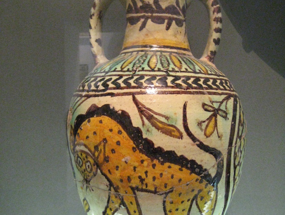 Art Ceramic, in Tunisia is a matter of a life style