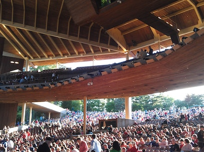 Wolf Trap: National Park to the Performing Arts Vienna Virginia United States