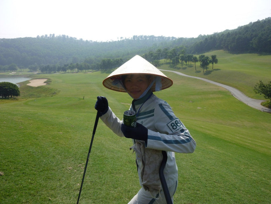 Tee Off on Lush Links Hòa Hải  Vietnam