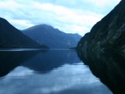 The Fiordlands Fiordland National Park  New Zealand