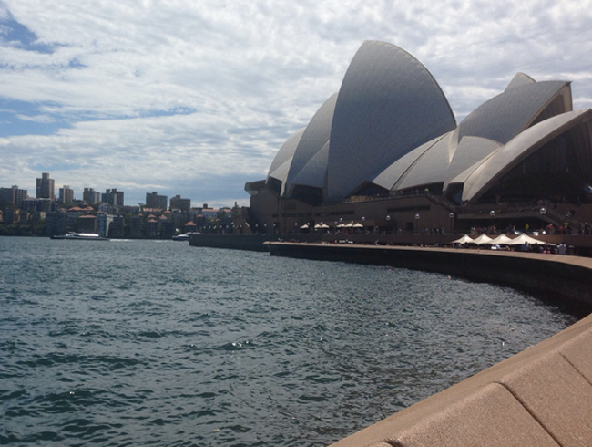 Do go inside the Sydney Opera House