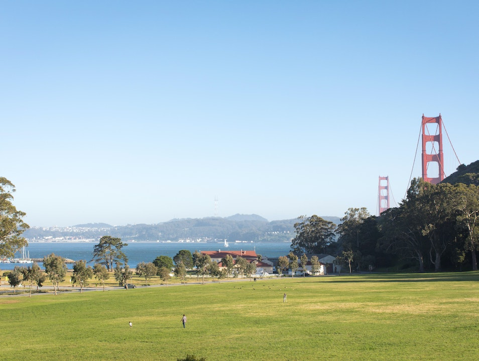 Cavallo Point Sausalito California United States