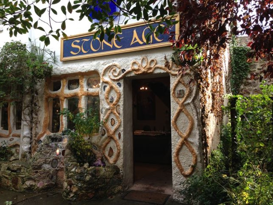 Shop for crystals, esoteric objects and handmade candles Glastonbury  United Kingdom