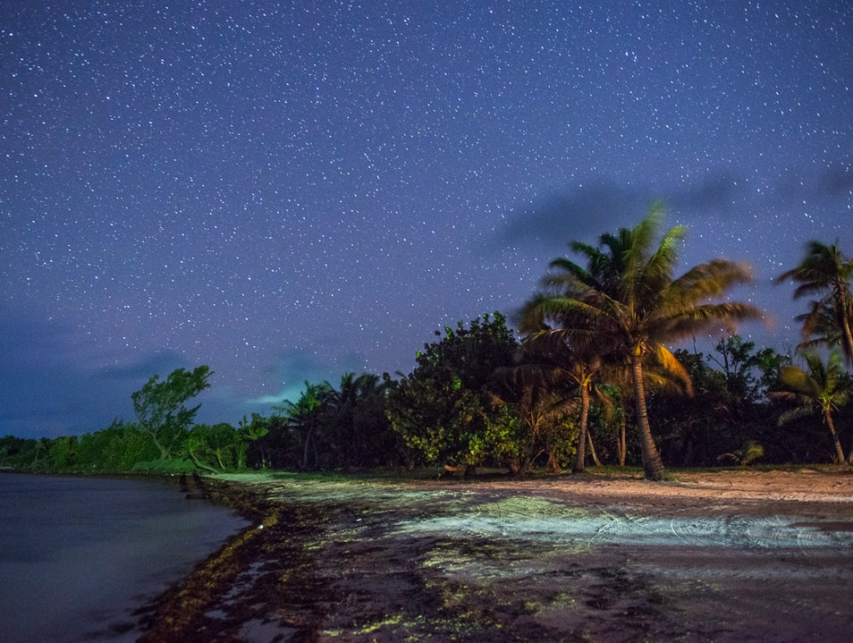 Take the Stars With You Belize  Belize