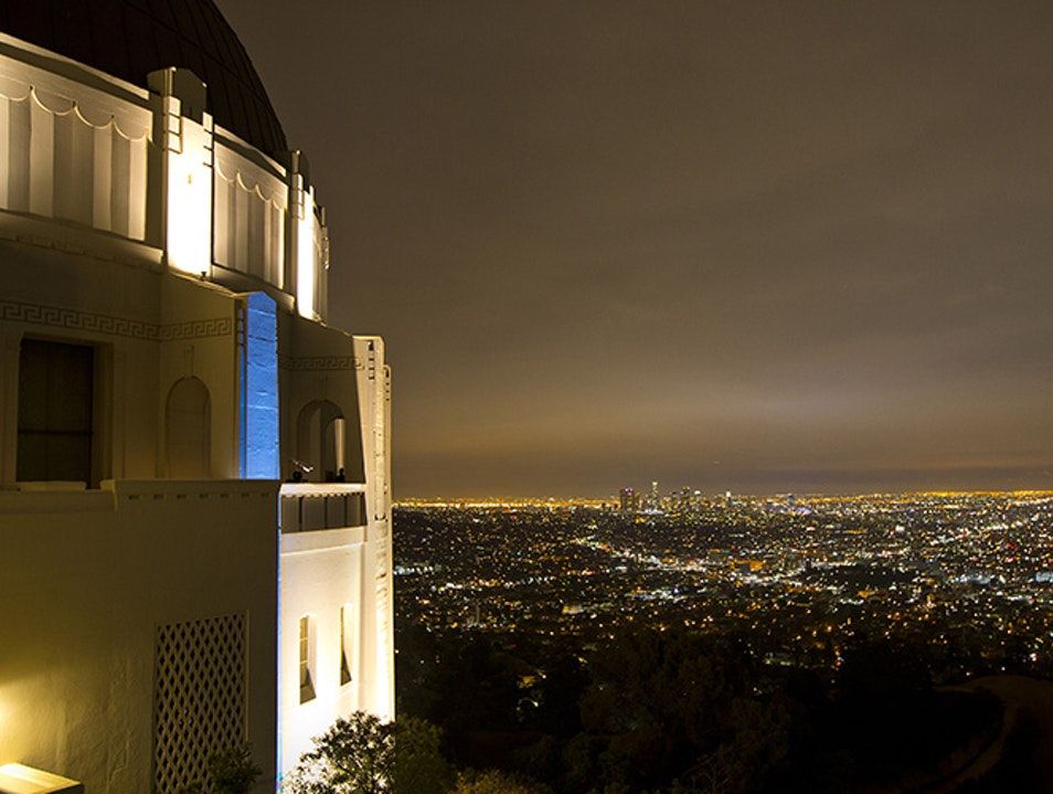 Stargazing at Los Angeles's Window to the Cosmos Los Angeles California United States