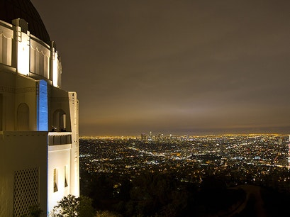 Griffith Observatory Los Angeles California United States