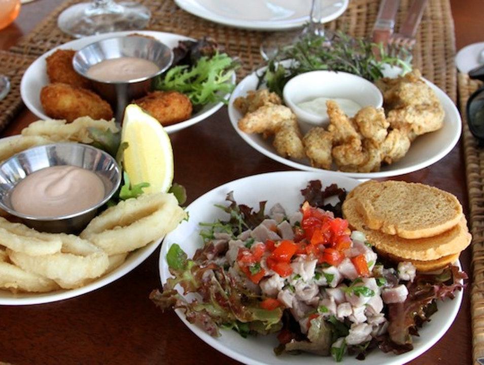Get A Taste of Tapas on the Barbados Boardwalk  Bridgetown  Barbados