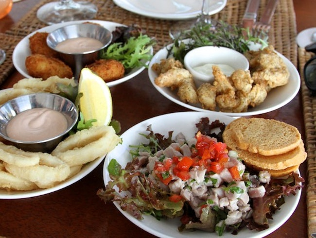 Get A Taste of Tapas on the Barbados Boardwalk