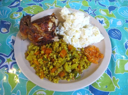 Creole's Rotisserie Chicken West End  Honduras