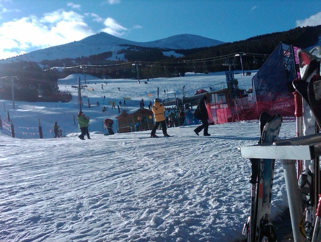 Skiing & Snowboarding in Breckenridge