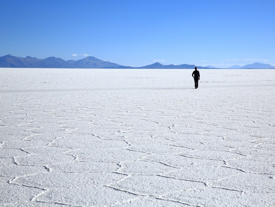 Everything You Need to Know About the Salt Flats in Bolivia Daniel Campos  Bolivia