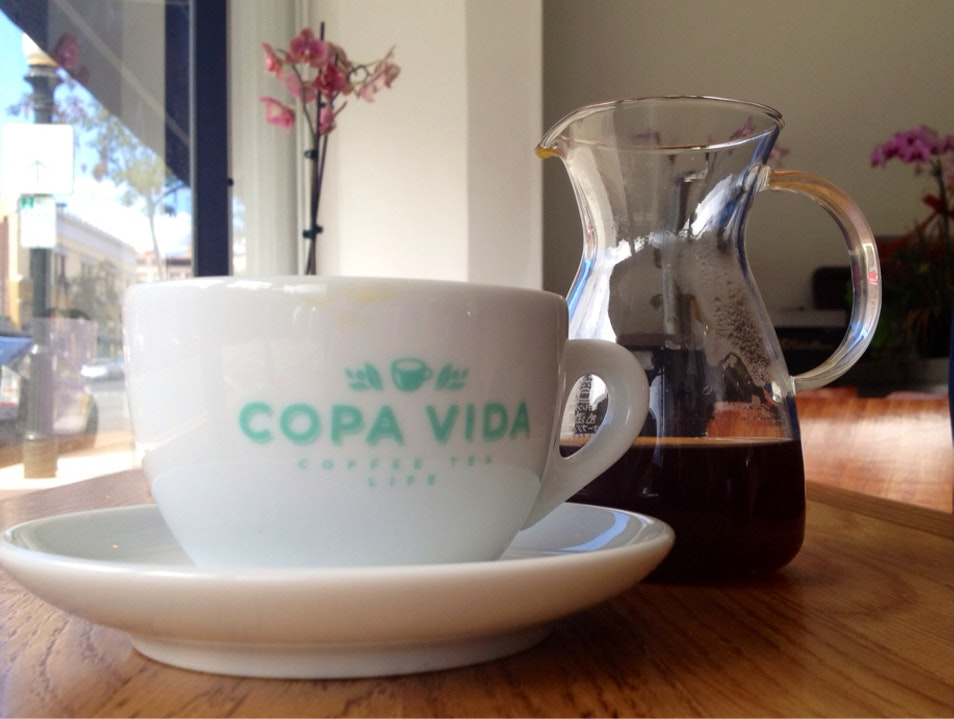 Coffee Cupping at Copa Vida Pasadena California United States