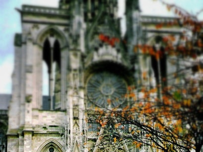 Notre-Dame of Rouen Cathedral Rouen  France