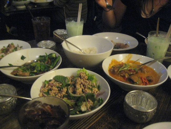 Family-Style Thai in Sydney's Chinatown