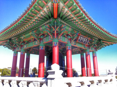 Korean Friendship Bell Los Angeles California United States