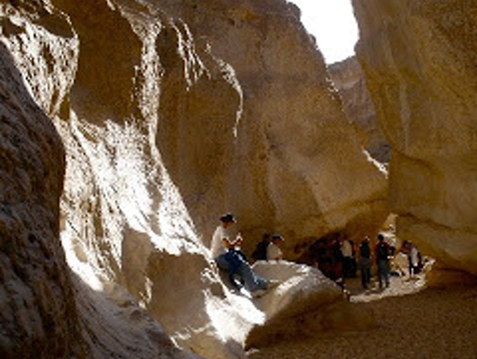 Hiking in the Steps of Nabatean Nomads