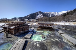 Oku-nikko Yumoto Hot Springs