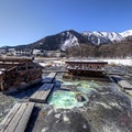 Oku-nikko Yumoto Hot Springs Nikko  Japan