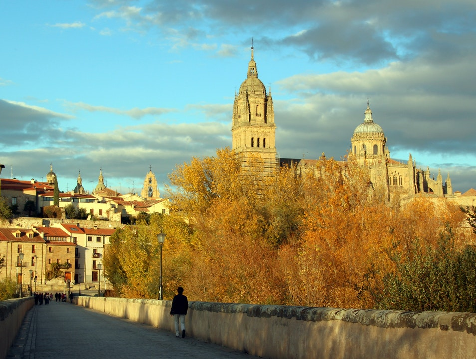 Discover the Charm of Salamanca's Story