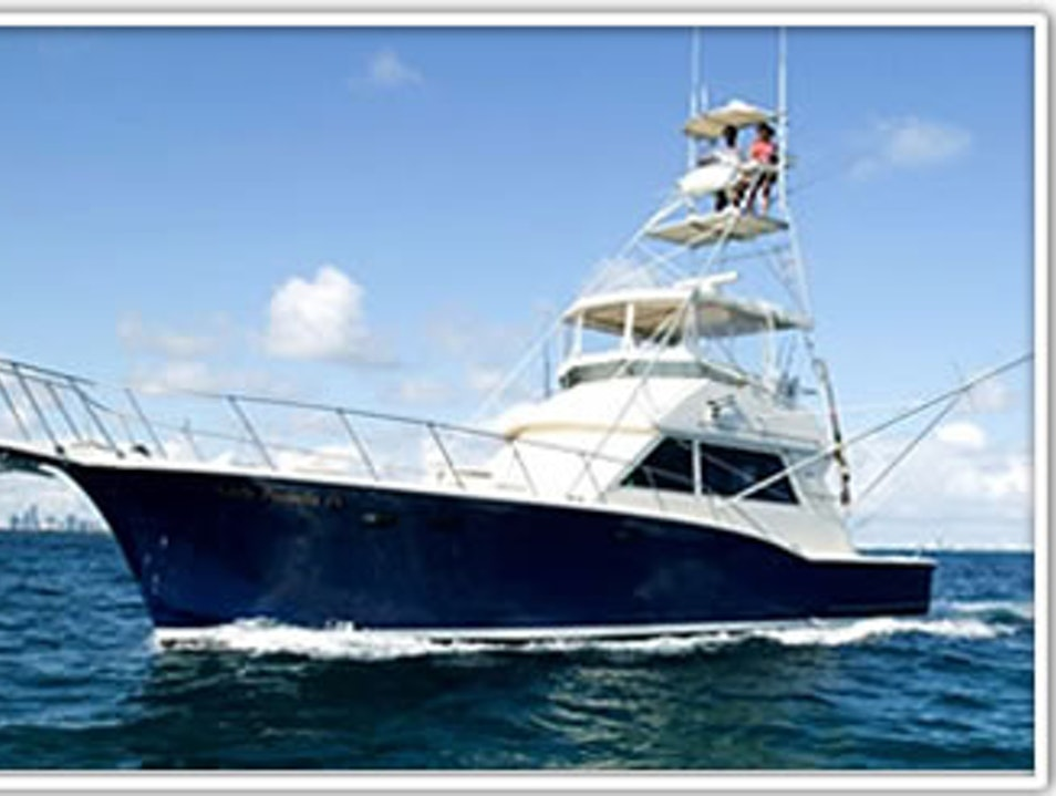 Sport Fishing Adventure Fort Lauderdale Florida United States
