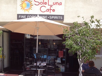 SoleLuna Cafe San Diego California United States