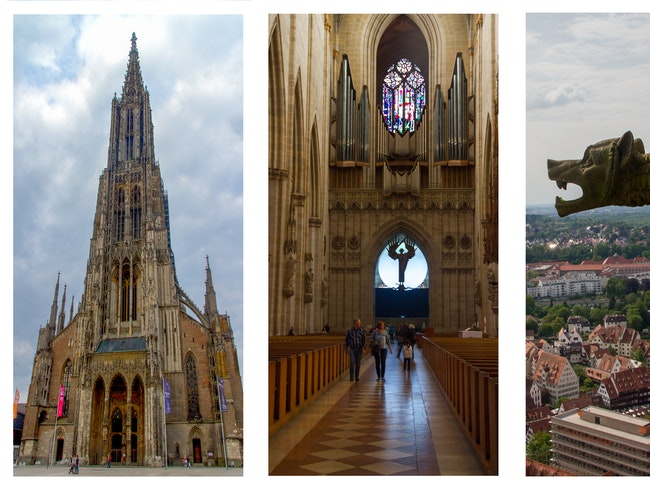 Climb the Once Tallest Church in the World