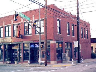 Sister Louisa's Church of the Living Room & Ping Pong Emporium Atlanta Georgia United States