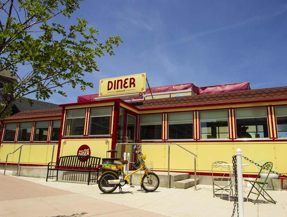 Swan Street Diner Buffalo New York United States