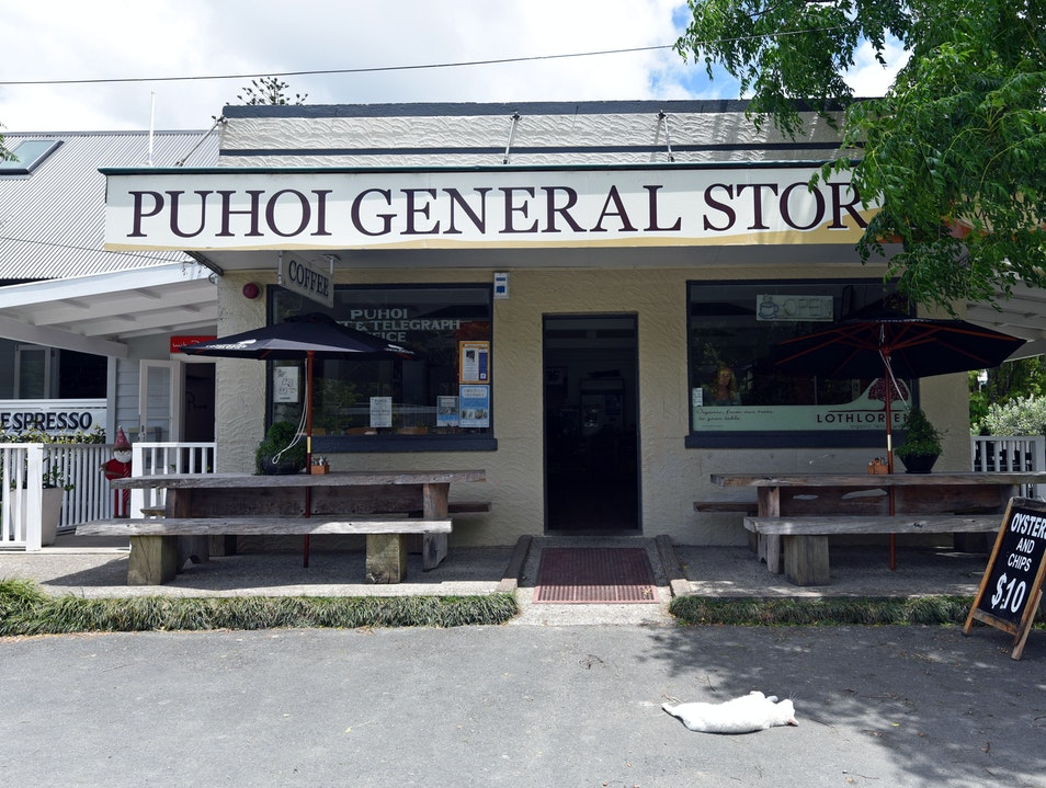Puhoi General Store Puhoi  New Zealand