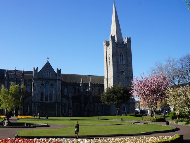 St.Patrick's Cathedral Dublin
