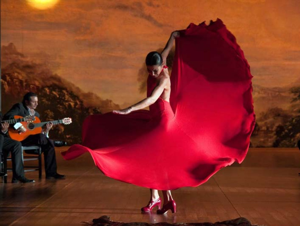 Flamenco: The Soul of Seville Seville  Spain