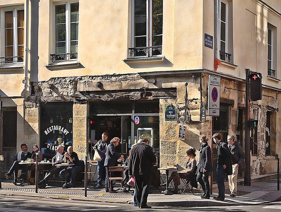 Foodie Heaven in le Marais: La Jeune Rue Paris  France