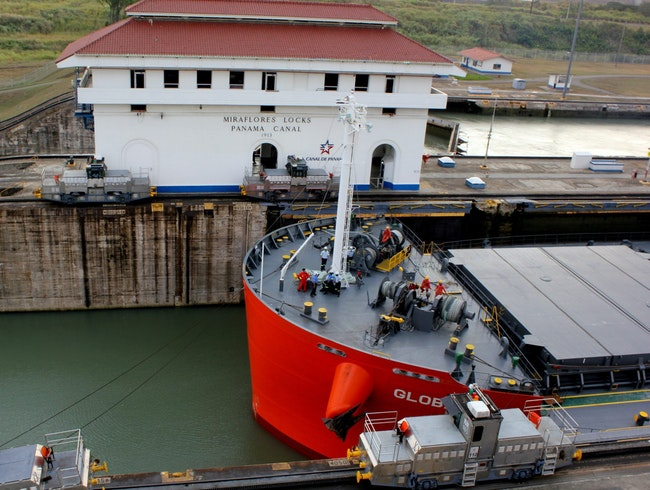 Panama Canal, An Engineer's Dream