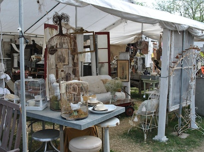 Antique Weekend Round Top Texas United States