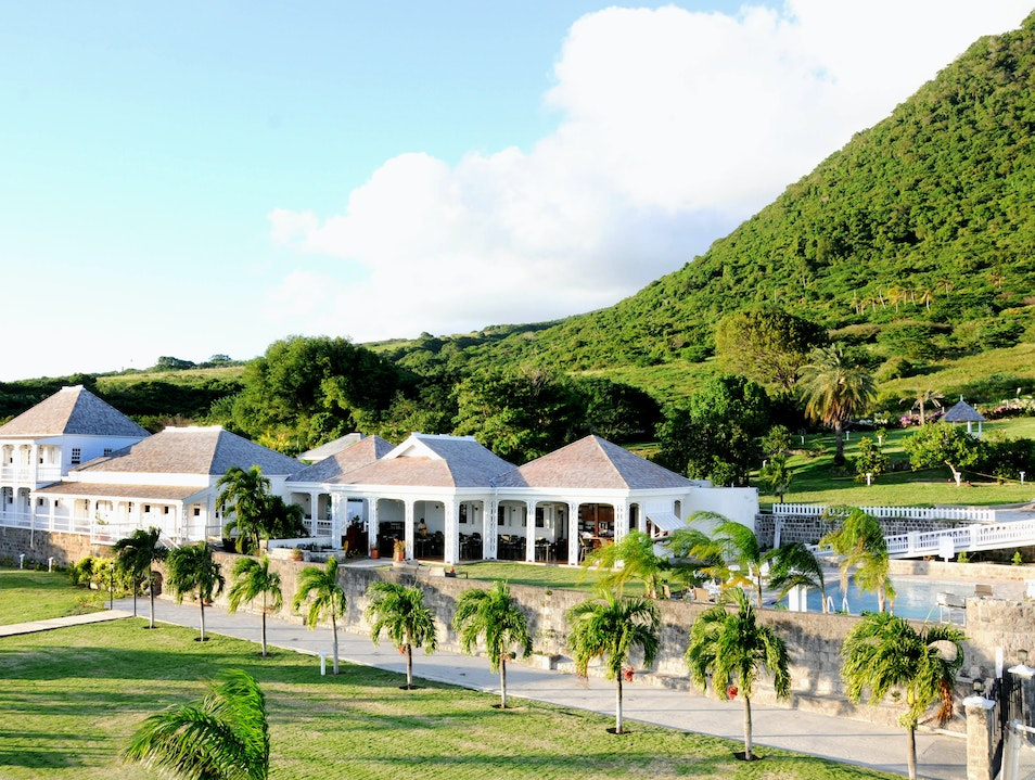 Fairview Great House and Botanical Gardens Basseterre  Saint Kitts and Nevis