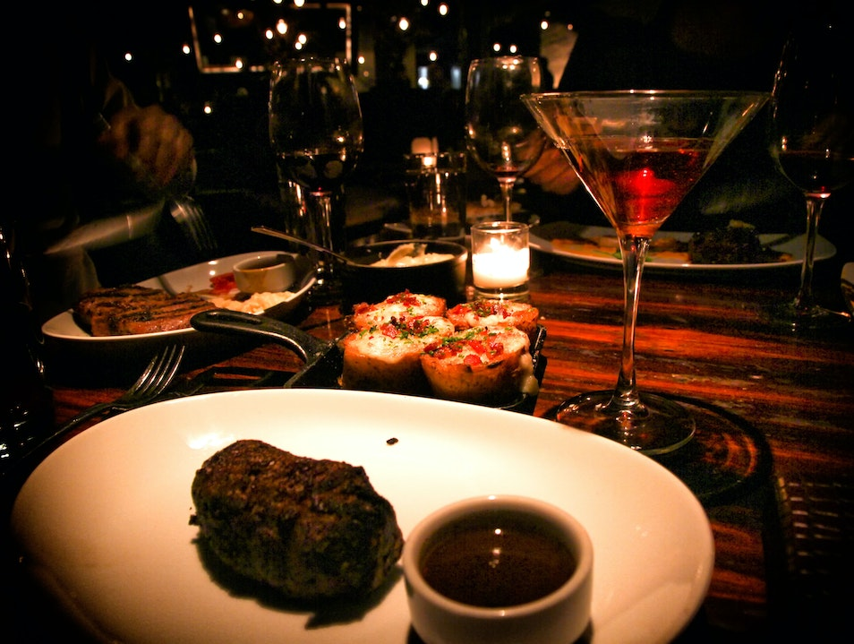 STK | The Swanky & Savory Steakhouse of NYC New York New York United States